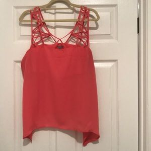 Charlotte Russe Light Blouse
